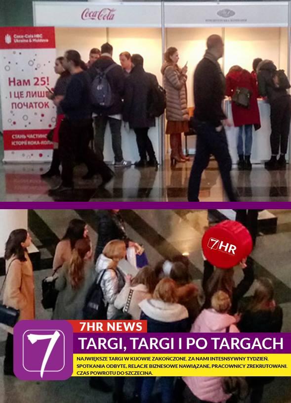 7HR NEWS: Targi, targi i po targach