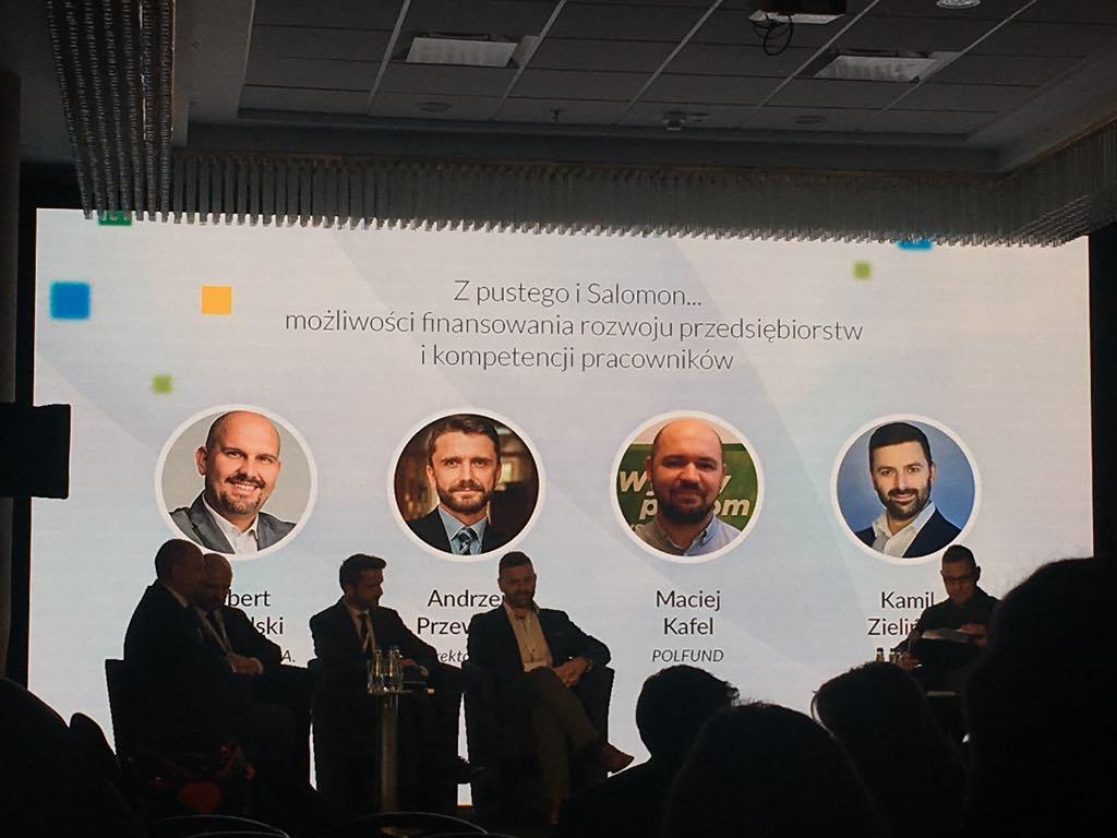 7HR na konferencji #Sukces w Szczecinie