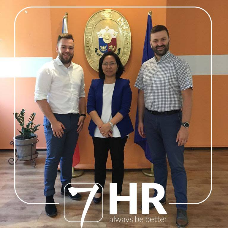 In August 2018 we had the opportunity to attend a meeting at the Embassy of the Philippnes in Poland.