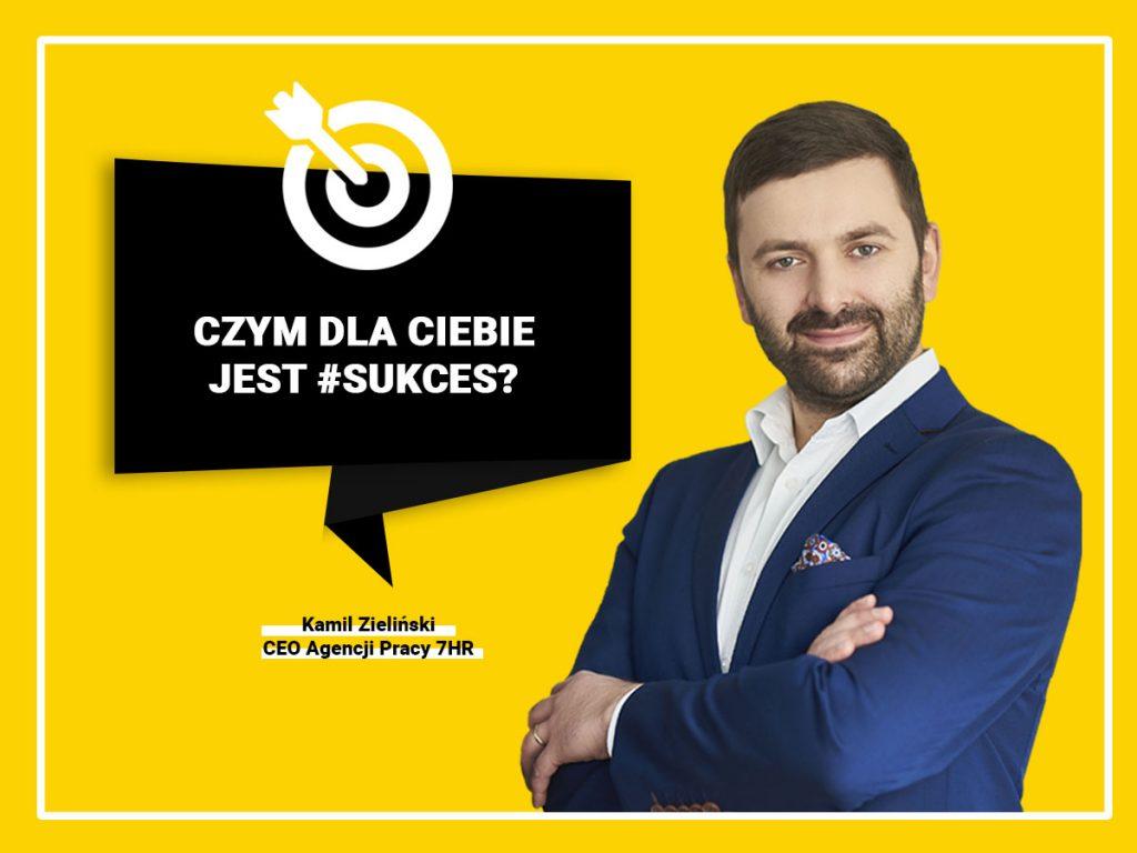 7HR agencja pracy partnerem drugiej edycji konferencji #Sukces w Szczecinie